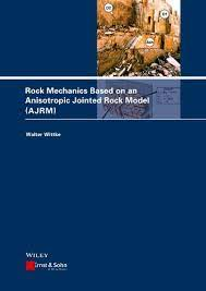 Rock Mechanics Based on an Anisotropic Jointed Rock Model